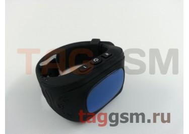 GPS - детские часы SmartBabyWatch Q50 (Черные)