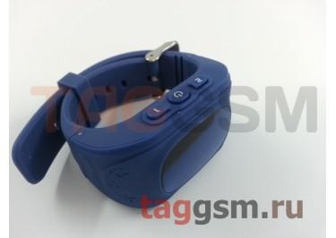 GPS - детские часы SmartBabyWatch Q50 (Темно-Синие)