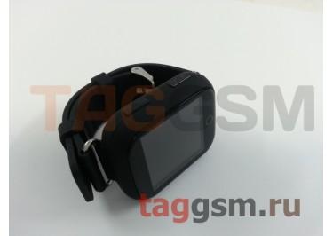 GPS - детские часы SmartBabyWatch Q90 (Черные)
