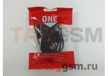 Гарнитура MP3 SmartBuy One (SBH-100) / 400, черная