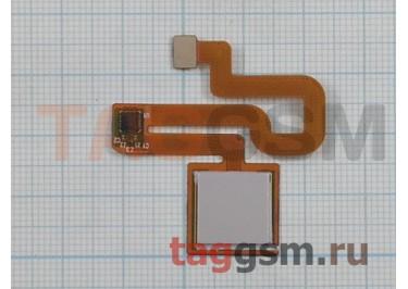 Шлейф для Xiaomi Redmi Note 3 / Redmi Note 3 Pro + сканер отпечатка пальца (серый)