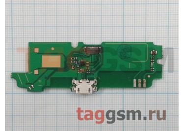 Шлейф для Lenovo A850 + разъем зарядки + микрофон