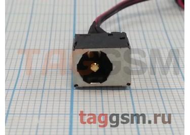 Разъем зарядки для Acer Aspire One D150 (с кабелем)