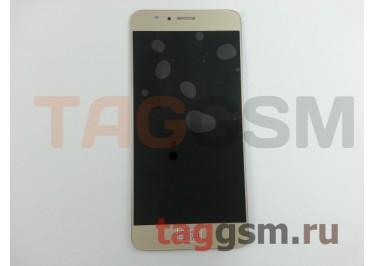 Дисплей для Huawei Honor 8 + тачскрин (золото)