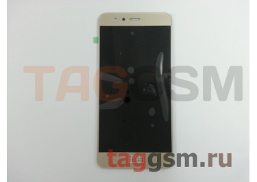 Дисплей для Huawei P10 Lite + тачскрин (золото)