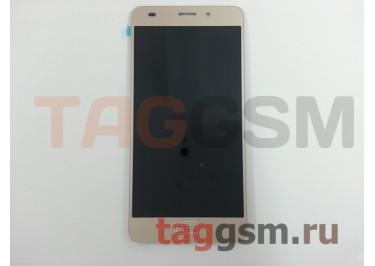 Дисплей для Huawei Honor 5C + тачскрин (золото)