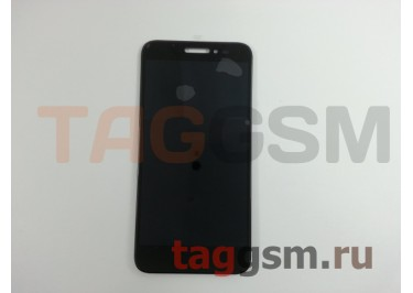 Дисплей для Alcatel OT-5080X Shine Lite + тачскрин (черный)