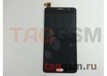 Дисплей для Alcatel OT-5095K Pop 4S + тачскрин (черный)