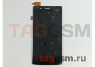 Дисплей для Fly FS451 Nimbus 1 + тачскрин (черный)