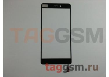 Стекло для Xiaomi Mi Note / Mi Note Pro (черный)
