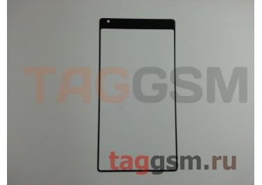 Стекло для Xiaomi Mi Mix (черный)