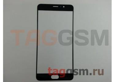 Стекло для Meizu Pro 6 Plus (черный)
