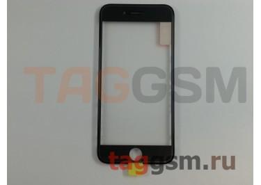 Стекло + OCA + рамка для iPhone 6 (черный), ориг