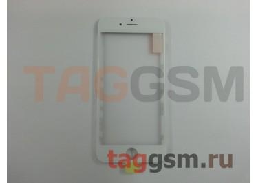 Стекло + OCA + рамка для iPhone 6S (белый), ориг