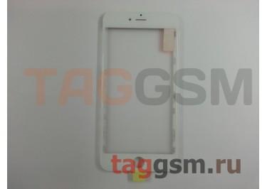 Стекло + OCA + рамка для iPhone 6S Plus (белый), ориг