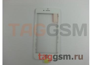 Стекло + OCA + рамка для iPhone 7 (белый), ориг