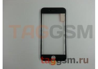Стекло + OCA + рамка для iPhone 6S (черный), ориг