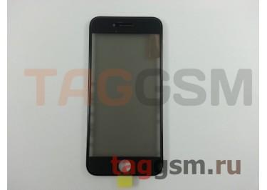 Стекло + OCA + поляризатор + рамка для iPhone 7 (черный), ориг