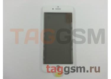 Стекло + OCA + поляризатор + рамка для iPhone 7 (белый), ориг