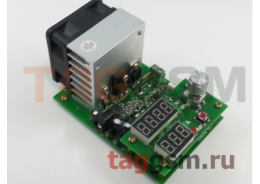 Электронная регулируемая нагрузка (Клеммник, LED-дисплей, 60W)