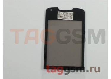 Стекло корпуса для Nokia 8800 Arte (черный) с тонировкой