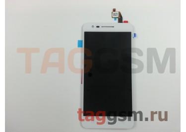 Дисплей для Lenovo Vibe C2 (K10A40) + тачскрин (белый)
