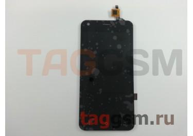 Дисплей для Fly FS454 Nimbus 8 + тачскрин (черный)