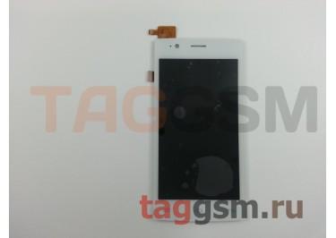 Дисплей для Fly FS451 Nimbus 1 + тачскрин (белый)