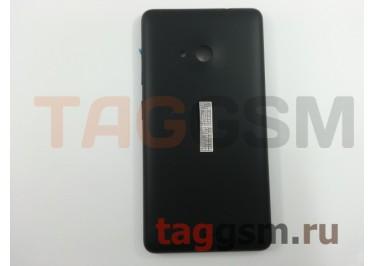 Задняя крышка для Microsoft 535 Lumia (черный)