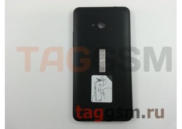 Задняя крышка для Microsoft 640 Lumia (черный)