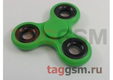 Спиннер трехлучевой (зеленый)