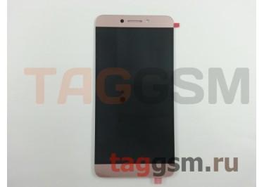Дисплей для LeEco Le Max 2 (X820) + тачскрин (розовый)