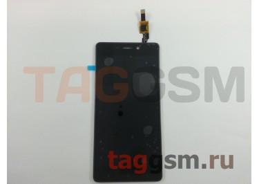 Дисплей для Xiaomi Redmi 4 + тачскрин (черный)