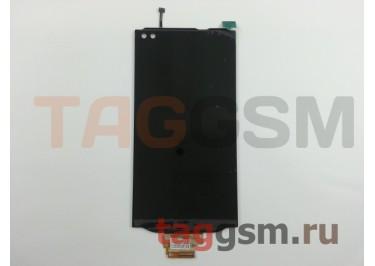 Дисплей для LG H961S V10 + тачскрин (черный)