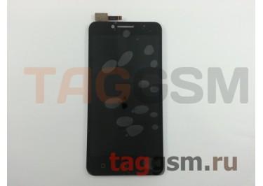 Дисплей для Lenovo Vibe C (A2020) + тачскрин (черный)