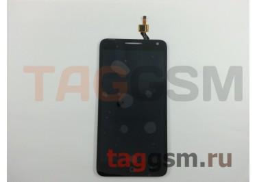 Дисплей для Alcatel OT-5025D Pop 3 + тачскрин (черный)
