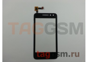 Тачскрин для Alcatel OT4034D Pixi 4 (черный)