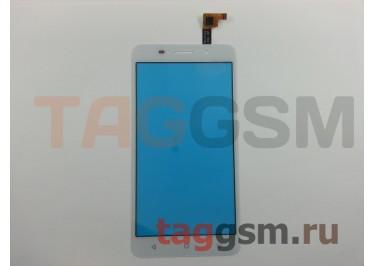 Тачскрин для Alcatel OT8050D Pixi 4 (белый)