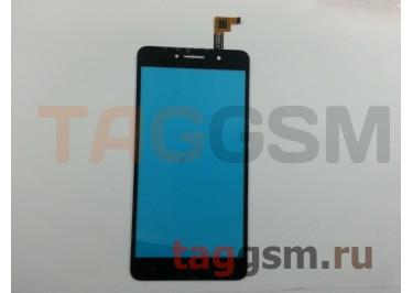 Тачскрин для Alcatel OT8050D Pixi 4 (черный)