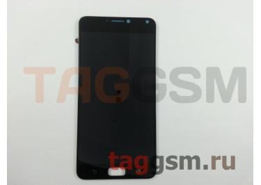 Дисплей для Asus Zenfone 4 Max (ZC554KL) + тачскрин (черный)