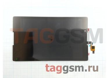 Дисплей для Lenovo Tab 2 (A8-50) / Tab 3 (TB3-850M) + тачскрин (черный)