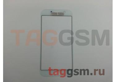 Стекло для Samsung Galaxy A5 / А520 (2017) (белый), ААА