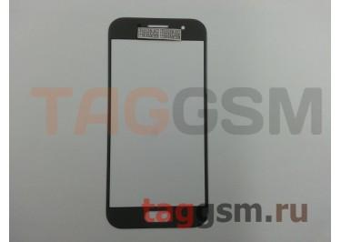 Стекло для Samsung Galaxy A3 / A320 (2017) (серый), AAA