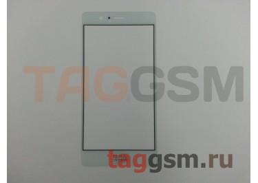Стекло для Huawei P9 Lite (белый)