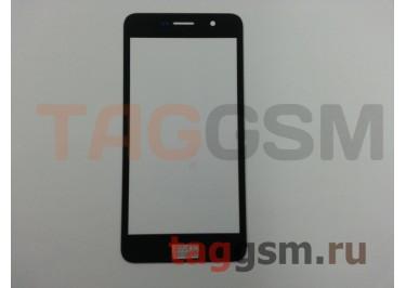 Стекло для Huawei Y6 Pro (черный)