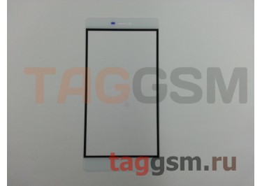 Стекло для Huawei P8 (белый)