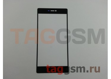Стекло для Huawei P8 (черный)