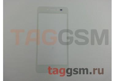 Стекло для Lenovo S90 (белый)