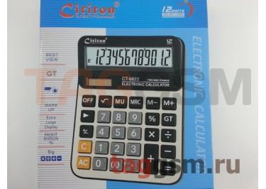 Калькулятор Cititon CT-8822