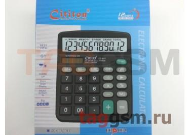 Калькулятор Cititon CT-837